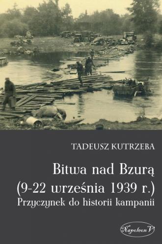 Bitwa nad Bzurą (9-22 września - okładka książki