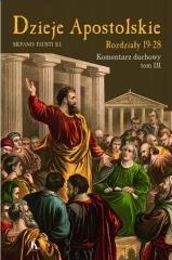 Dzieje Apostolskie. Rozdział 19-28. - okładka książki