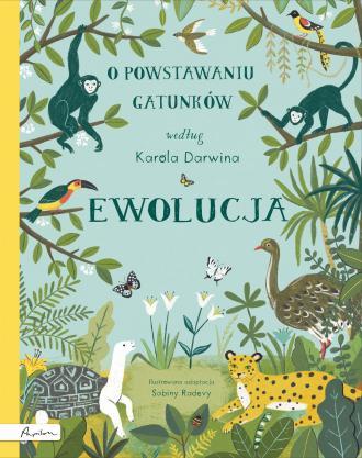 Ewolucja - okładka książki