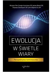 Ewolucja w świetle wiary. Perspektywa - okładka książki