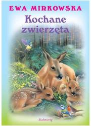 Kochane zwierzęta - okładka książki