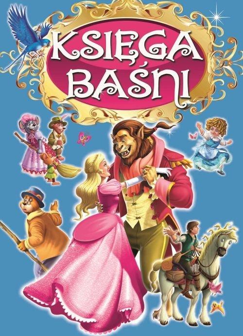Księga Baśni - okładka książki