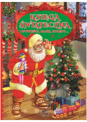 Księga Świąteczna - okładka książki