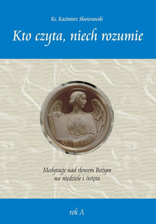 Kto czyta, niech rozumie.. Medytacje - okładka książki