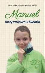 Manuel. Mały wojownik Światła - okładka książki