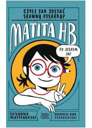 Matita HB czyli jak zostać sławną - okładka książki