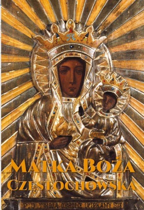 Matka Boża Częstochowska - okładka książki