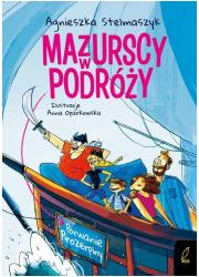 Mazurscy w podróży Porwanie Prozerpiny. - okładka książki