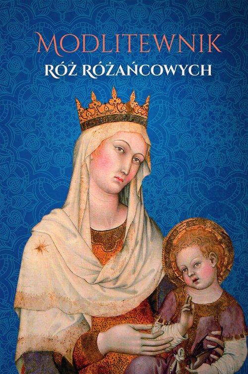 Modlitewnik róż różańcowych - okładka książki
