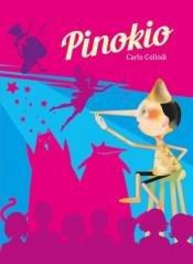 Pinokio TW - okładka książki