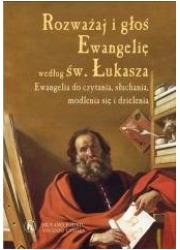 Rozważaj i głoś Ewangelię wg. św. - okładka książki