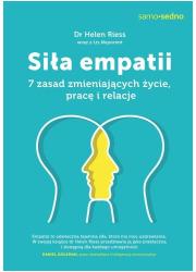 Siła empatii. 7 zasad zmieniających - okładka książki