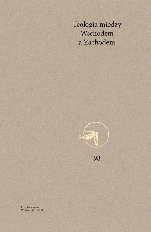 Teologia między Wschodem a Zachodem - okładka książki