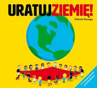 Uratuj Ziemię! - okładka książki