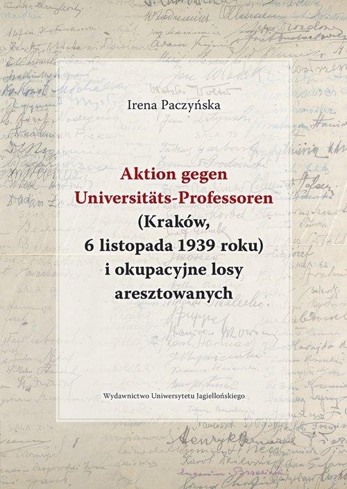 Aktion gegen Universitats-Professoren - okładka książki
