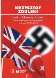 Bariera bliskowschodnia. Turcja - okładka książki