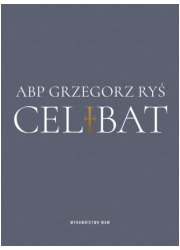 Celibat - okładka książki