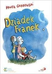 Dziadek Franek - okładka książki