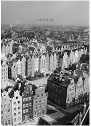 Gdańsk. Książka do pisania - okładka książki