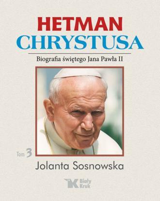 Hetman Chrystusa. Biografia św. - okładka książki