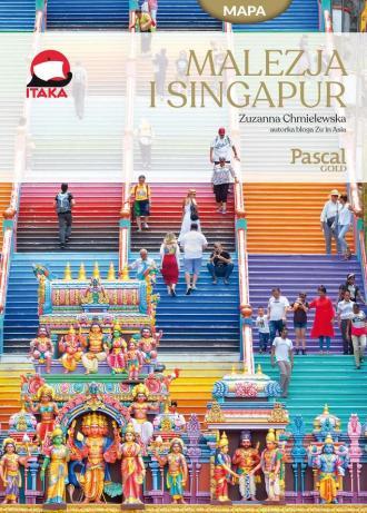 Malezja i Singapur - okładka książki