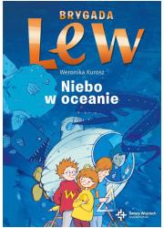 Niebo w oceanie - okładka książki