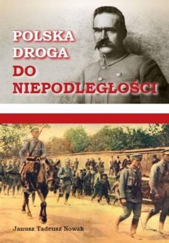 Polska droga do niepodległości - okładka książki