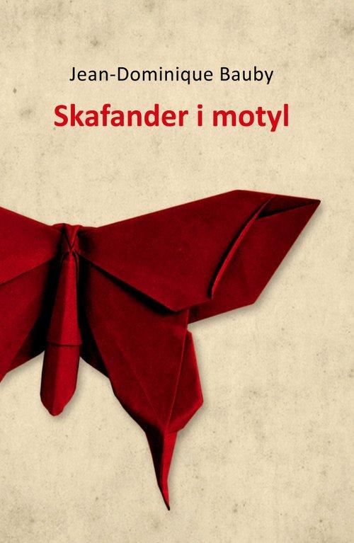 Skafander i motyl - okładka książki