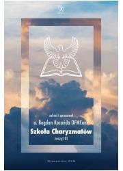 Szkoła Charyzmatów. Zeszyt 3 - okładka książki