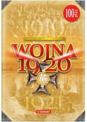 Wojna 1920 - okładka książki