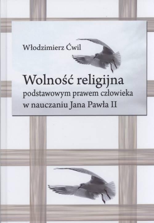 Wolność religijna podstawowym prawem - okładka książki