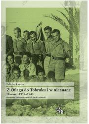 Z Oflagu do Tobruku i w nieznane. - okładka książki