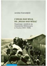 Z Wilna nad Wilią do Wilna nad - okładka książki