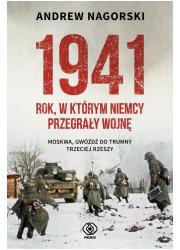 1941. Rok, w którym Niemcy przegrały - okładka książki