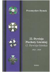 22 Dywizja Piechoty Górskiej (2.Dywizja - okładka książki