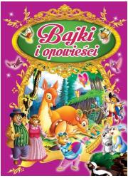 Bajki i opowieści - okładka książki