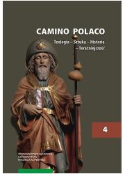 Camino Polaco. Teologia. Sztuka. - okładka książki