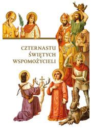 Czternastu Świętych Wspomożycieli - okładka książki