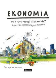 Ekonomia. To, o czym dorośli Ci - okładka książki
