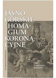 Jasnogórskie homagium koronacyjne - okładka książki