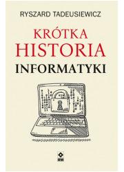Krótka historia informatyki - okładka książki