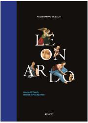 Leonardo. Malarstwo. Nowe spojrzenie - okładka książki
