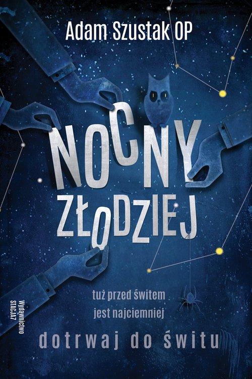 Nocny Złodziej - książka - okładka książki