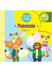 Planowanie. Przygody Fenka - okładka książki