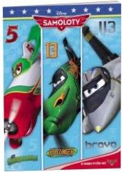 Samoloty - okładka książki
