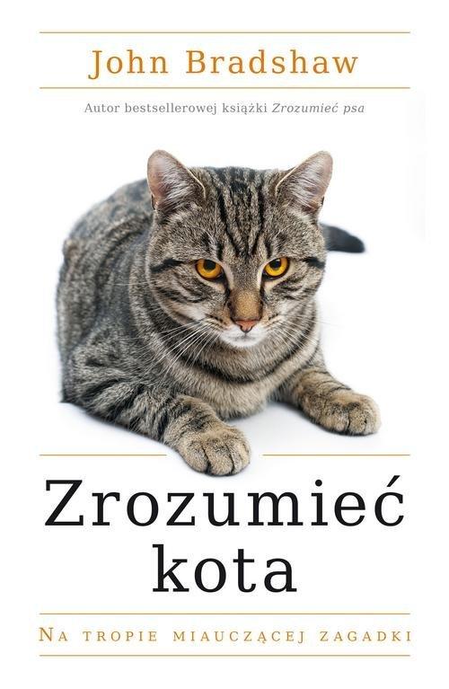 Zrozumieć kota - okładka książki