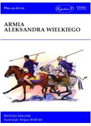 Armia Aleksandra Wielkiego - okładka książki