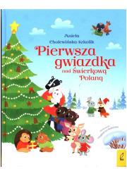 Pierwsza gwiazdka nad Świerkową - okładka książki
