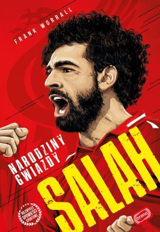 Salah. Narodziny gwiazdy - okładka książki