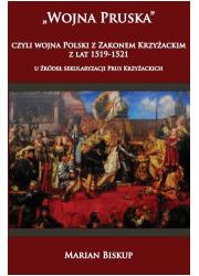 Wojna Pruska czyli wojna Polski - okładka książki